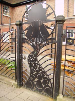 Mynydd Bychan Welsh School Gate
