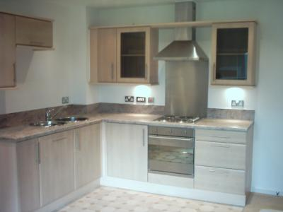 P0013 Modern Fully Fitted Kitchen