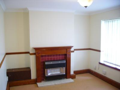 Large Living Room with Fire Place