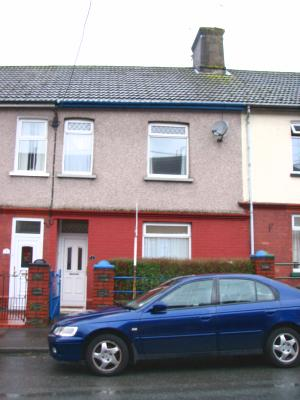 Front View of P0029 The Parade Terraced House