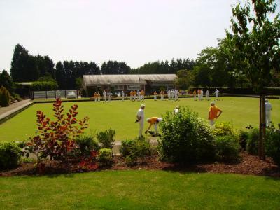 Rumney Flower Gardens _ Bowl Tournament