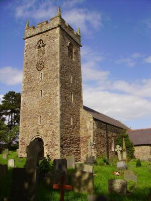 Rumney St Augustine Parish Church