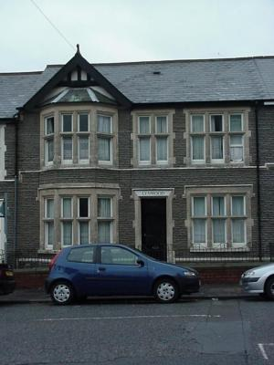 View of front of Pen-y-wain Road Property