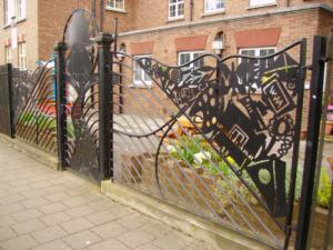 Mynydd Bychan Fence