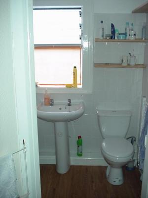 Mafeking Road Student Let Bathroom