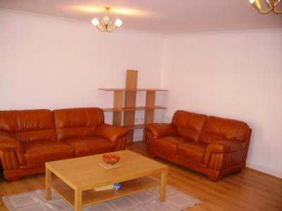 P0019 Lounge with Leather Sofas