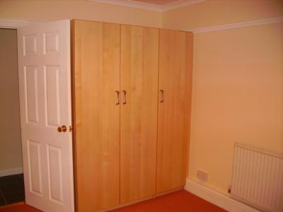 Second Double Bedroom with Built in Wardrobes