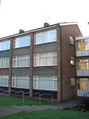 Front View of P0028 Kennerleigh Flat