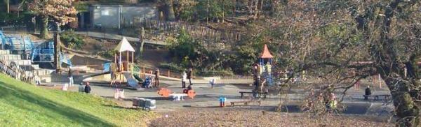 Roath Park Children Play Ground