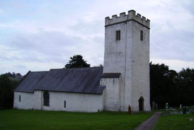 St.Edeyrn 15th Century Church