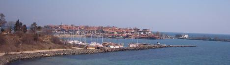 View to Historic Nessebar